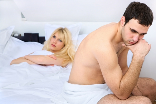 Overcome erectile dysfunction. Have a better sex life. Enjoy your sex life again!